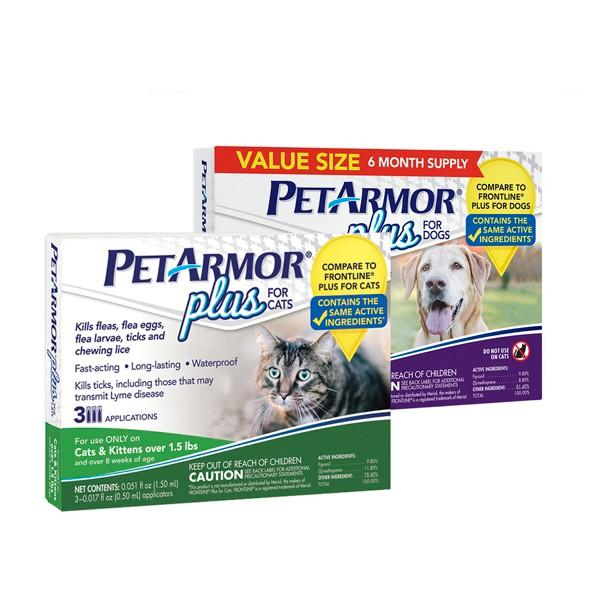 PetArmor Plus Flea & Tick product image