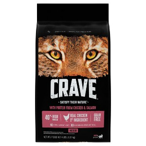 Crave Dry Cat Food