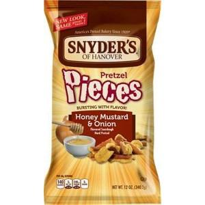 Snyder's  Pretzel Pieces, Braids