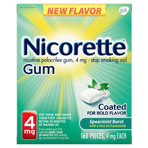 Nicorette Gum & Lozenges product image
