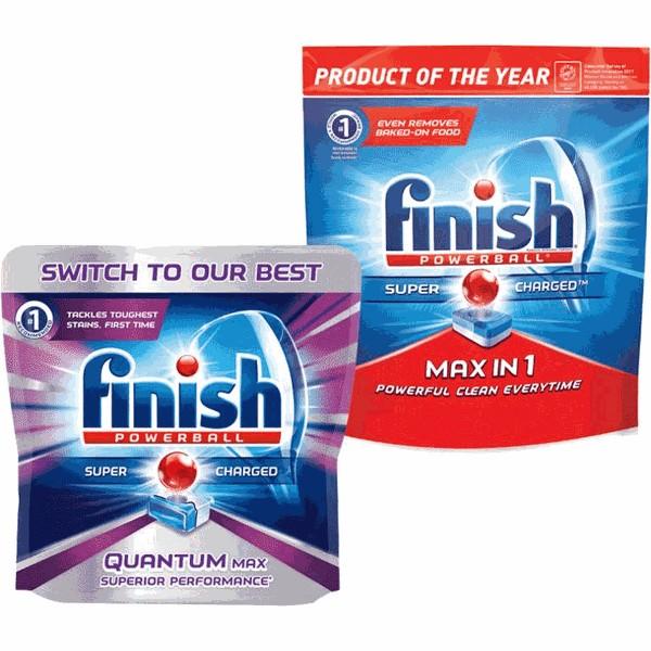 Finish Dishwasher Detergent product image