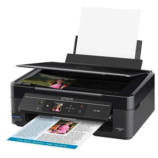 Epson XP340 Wireless Printer product image