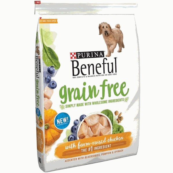 Purina Beneful Dry Dog Food product image