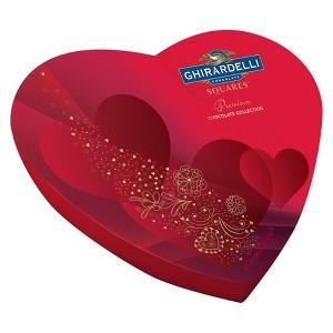 Ghirardelli Large Heart