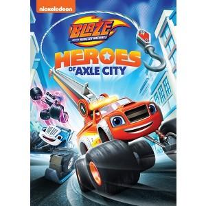 Blaze & the Monster Machines DVD