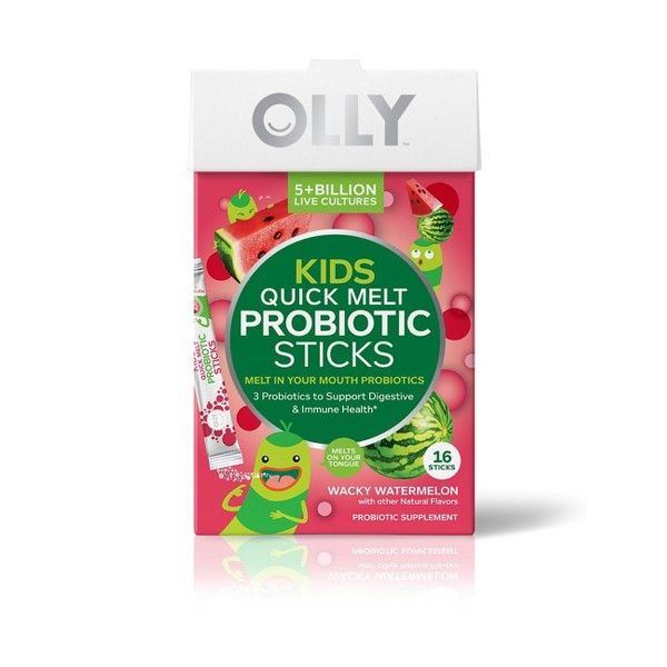 Olly Probiotic Sticks product image