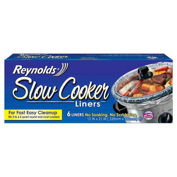 Reynolds Slow Cooker Liners product image