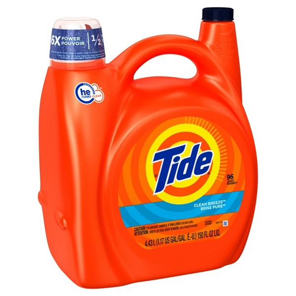 Tide Laundry Detergent product image