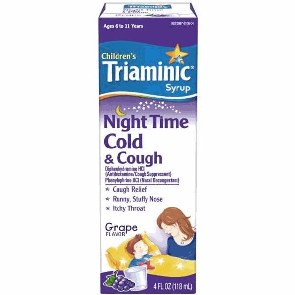 Triaminic product image