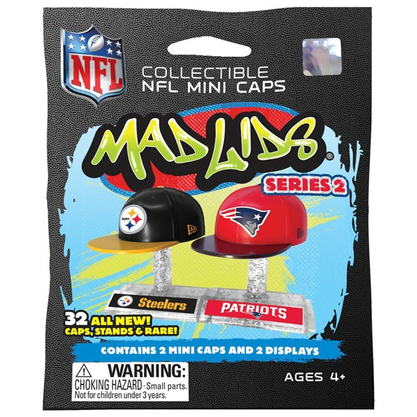 NFL Mad Lids: Series 2 product image