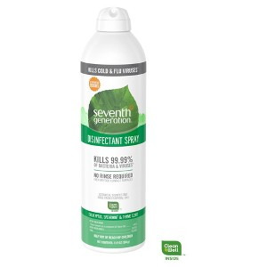 Seventh Generation Disinfectant