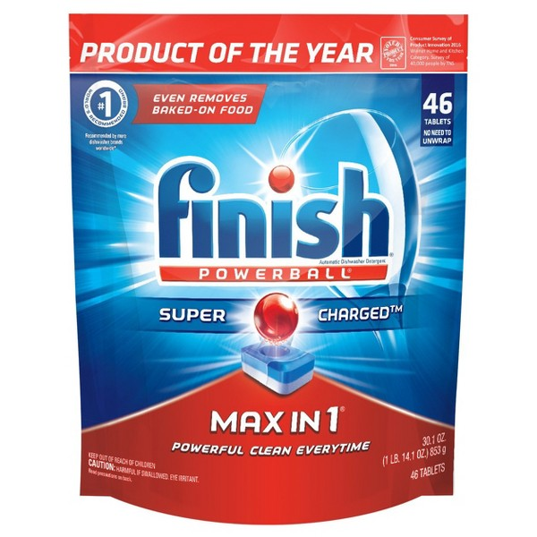 Finish Max In One product image