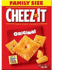 Cheez-It Family Size