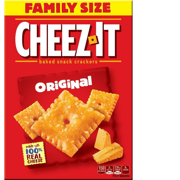 Cheez-It Family Size product image