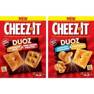 Cheez-It Duoz