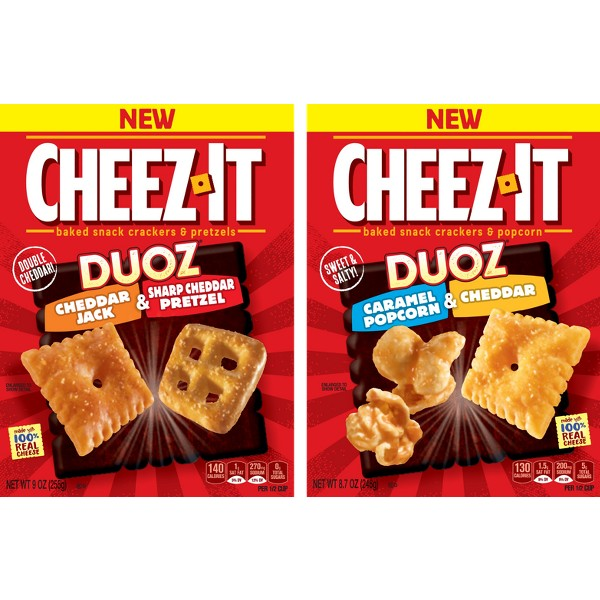 Cheez-It Duoz product image
