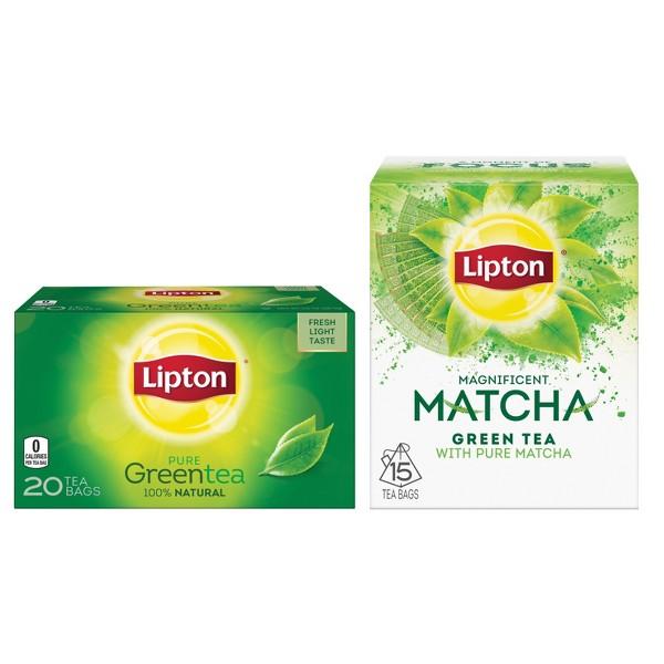 Lipton Loose Leaf Tea & Tea Bags product image