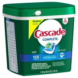 Cascade Complete Action Pacs