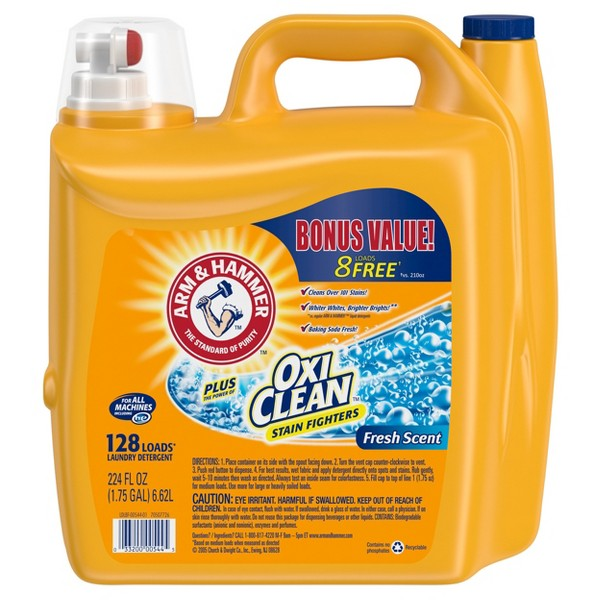 Arm & Hammer Laundry Detergent product image