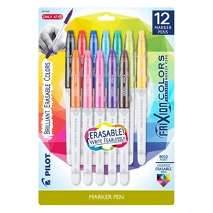 FriXion Color Sticks & Markers