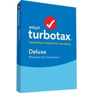 TurboTax 2017 Tax Software
