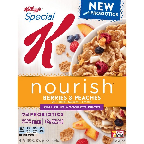 Special K Berries & Peaches product image