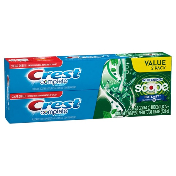 Toothpaste Twin Packs product image