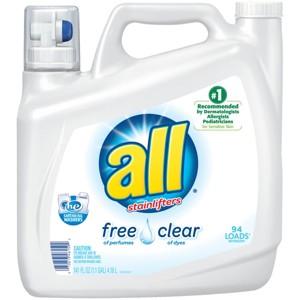 all® Liquid Detergent