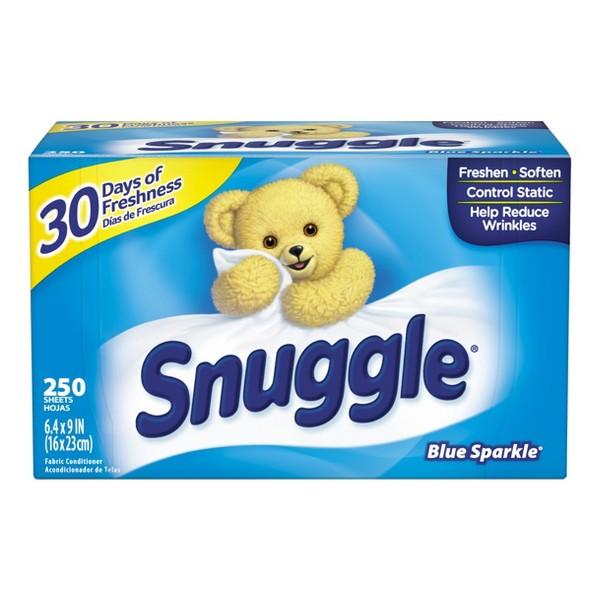 Snuggle Fabric Softener Sheets product image