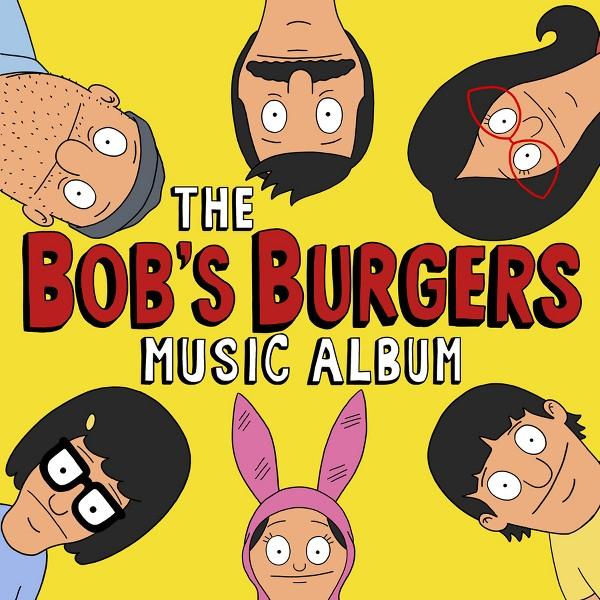 The Bob's Burgers Music Album product image
