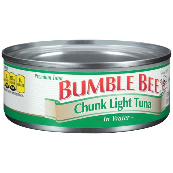 Bumble Bee Chunk Light Tuna product image
