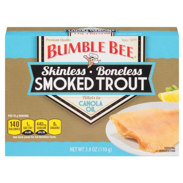 Bumble Bee Smoked Trout product image