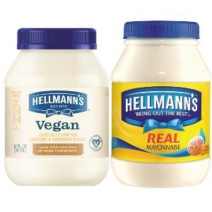 Hellmann's Mayonnaise & Spreads