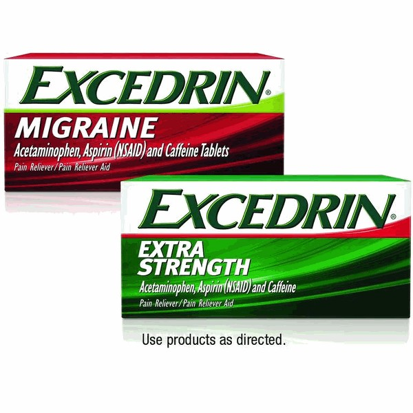 Excedrin product image