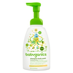 Babyganics Toiletries