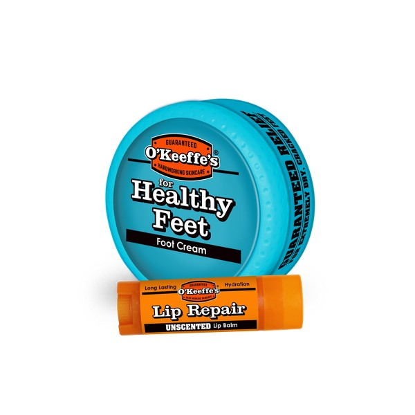 O'Keeffe's Foot & Lip Care product image