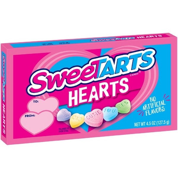 SweeTARTS Hearts Theater Box Candy product image