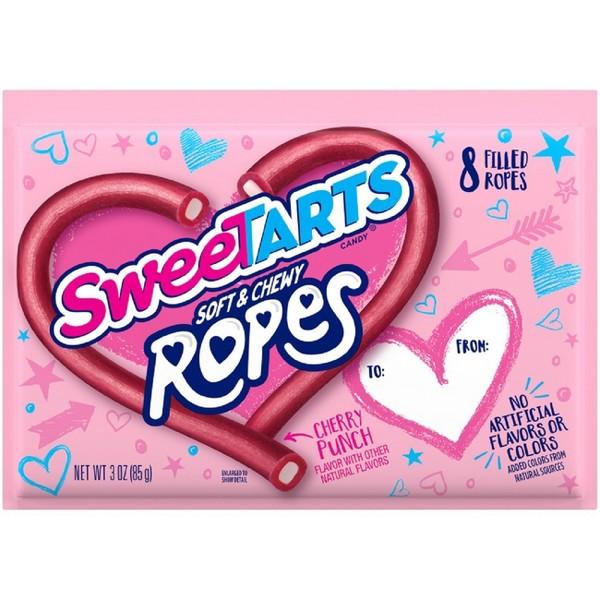 Nerds & SweeTARTS Valentine Ropes product image