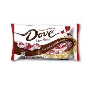 Dove Valentine Chocolate Promises