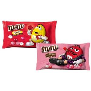 M&Ms Valentine's Chocolate Candies
