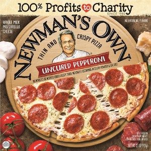 Newman's Own Frozen Pizza