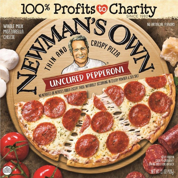 Newman's Own Frozen Pizza product image