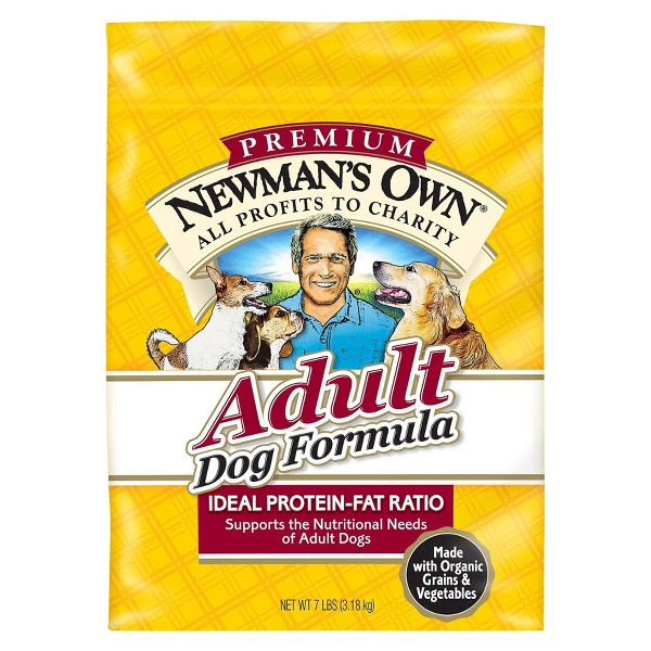 Newman's Own Dry Dog Food product image