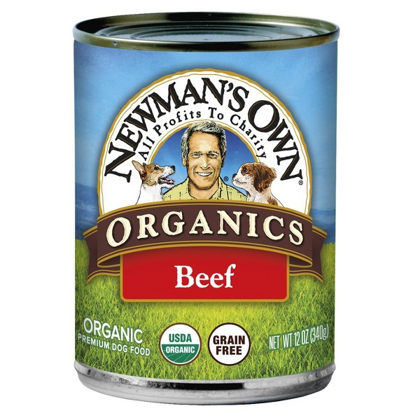 Newman's Own Canned Dog Food product image