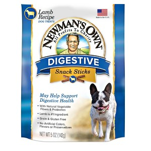 Newman's Own Functional Dog Treats