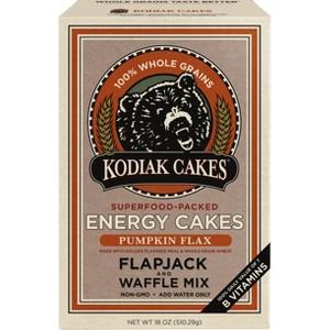 Kodiak Pumpkin Flax Flapjack Mix