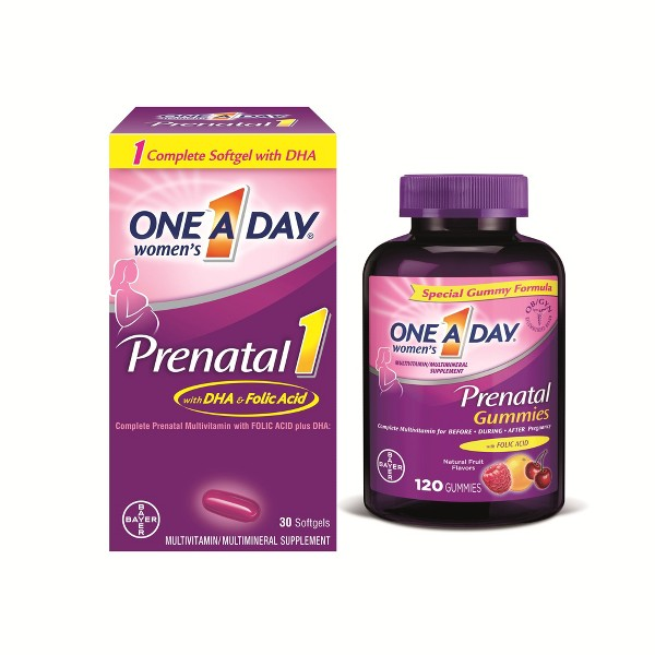 One A Day Prenatal product image