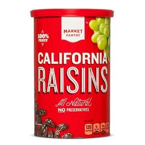 Market Pantry Raisins & Dry Fruit