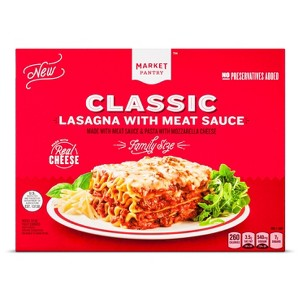 Market Pantry Lasagna