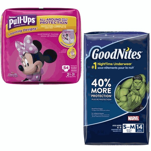 Pull-Ups or GoodNites Pants product image